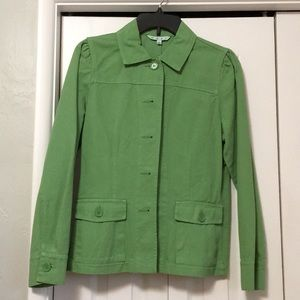 CAbi Cotton Jacket